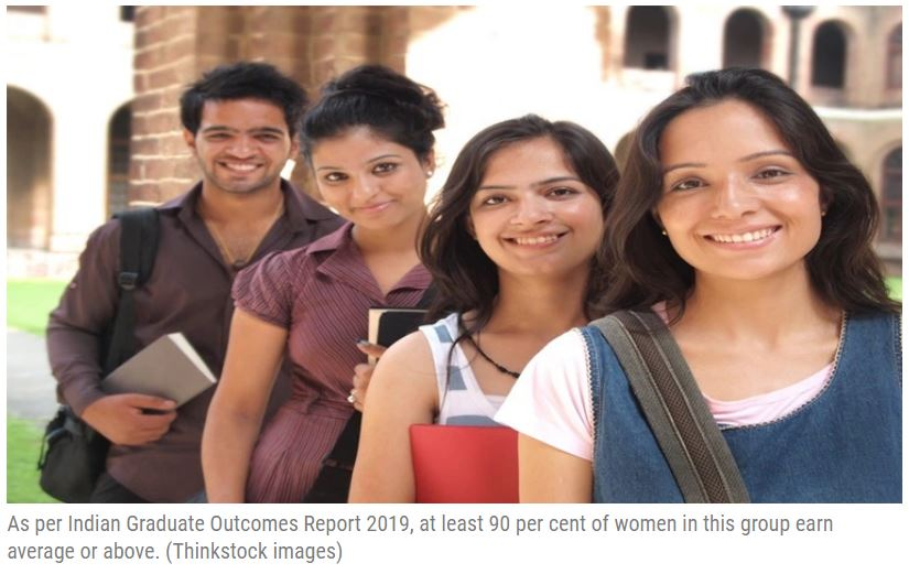 51% of Indian graduates from UK earn above average, 82% satisfied with career: Survey