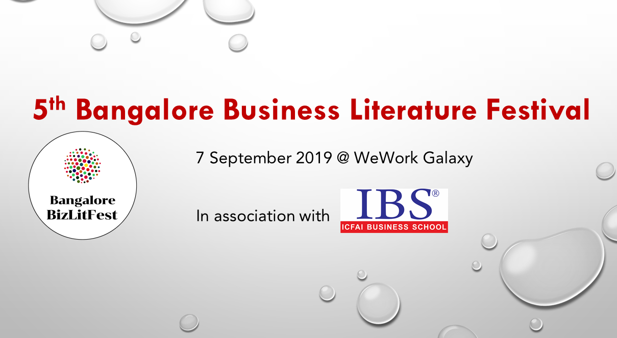 5th Bangalore Business Literature Festival